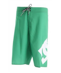 DC Lanai Boardshorts Kelly Green