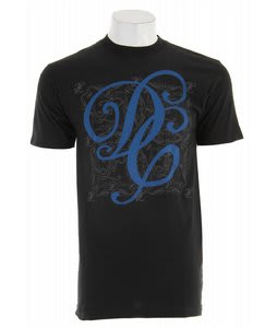 DC Laurii T-Shirt Black