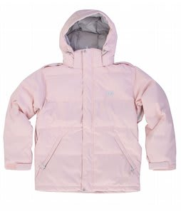 DC Linear Snowboard Jacket Barely Pink
