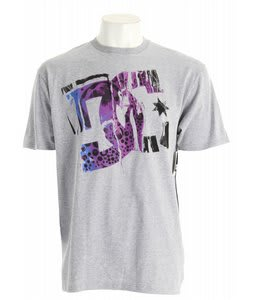 DC Liquid Lunch T-Shirt Heather Grey