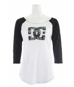 DC Logo Rama T-Shirt Bright White