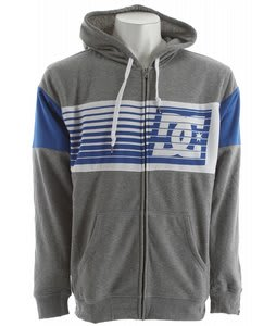 DC Lyman Hoodie Heather Grey
