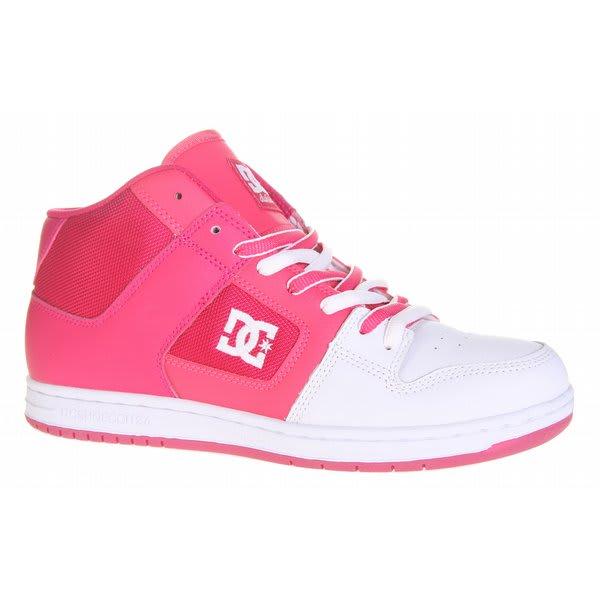 DC Manteca 2 Mid SE Skate Shoes