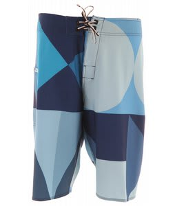 DC Maritime Boardshorts Direct Blue