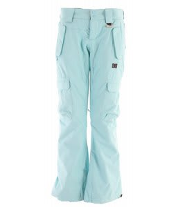 DC Martock B Snowboard Pants Blue Radiance