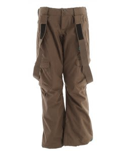 DC Martock B Snowboard Pants Oak