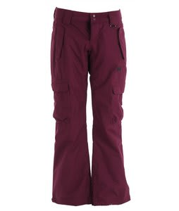 DC Martock Snowboard Pants Dark Purple