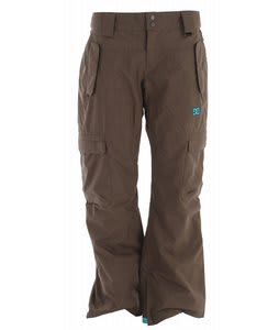 DC Martock Snowboard Pants Oak