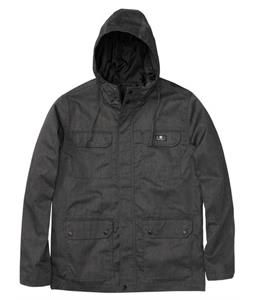 DC Mastadon Jacket Heather Black
