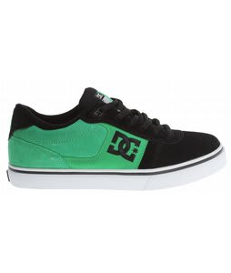 DC Match Wc S Shoes Emerald/Black