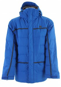 DC Merida Snowboard Jacket Lapis