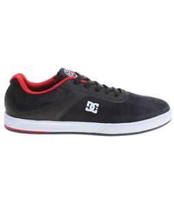 DC Mike Mo S Skate Shoes Black/Dark Slate