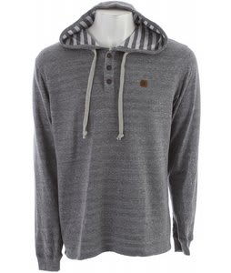 DC Millbury Henley Heather Grey