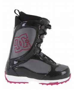 DC Misty Snowboard Boots Black/Battleship