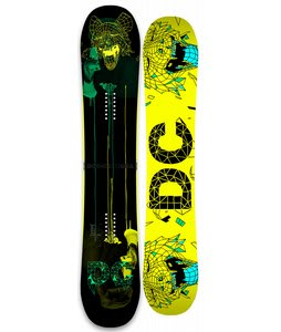 DC MLF Snowboard 150