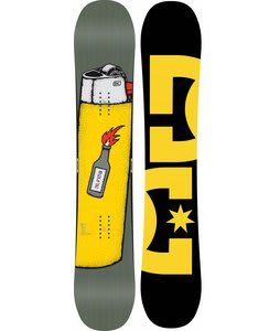 DC MLF Snowboard 158