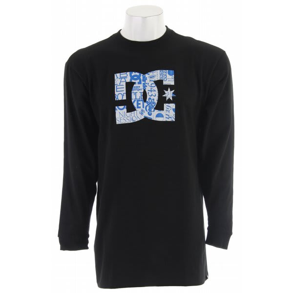 DC Mlf Star Fill L/S T-Shirt