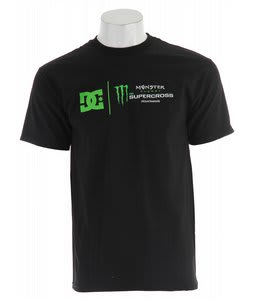DC Monster T-Shirt Black