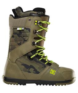 DC Mutiny Snowboard Boots Camo