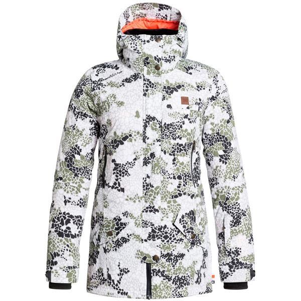 DC Nature DPM Snowboard Jacket