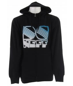 DC Neff Hooded Hoodie Black
