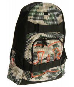 DC Nelstone Backpack Camo