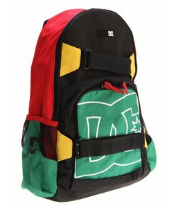 DC Nelstone Backpack Rasta