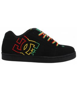 DC Net SE Shoes Black/Rasta