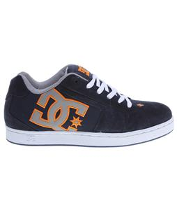 DC Net Skate Shoes DC Navy/Citrus
