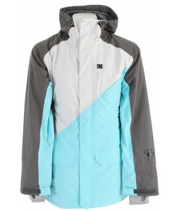 DC Nevado Snowboard Jacket Blue Radiance/Shadow
