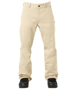 DC Ollie Snowboard Pants White Pepper