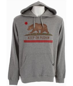 DC One State Ph Hoodie Heather Grey