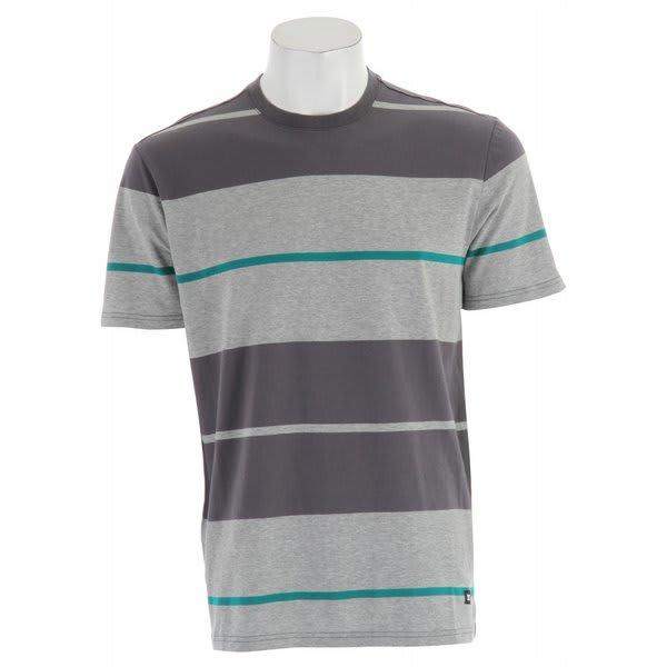 DC Outwest Premium S/S Crew Shirt