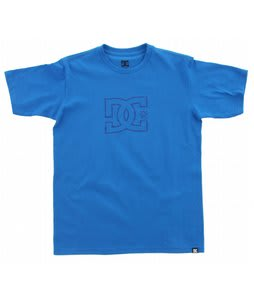 DC Outline T-Shirt Directoire Blue