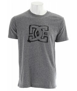 DC Outsider T-Shirt Heather Grey