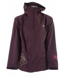DC Paoli P Snowboard Jacket Plum