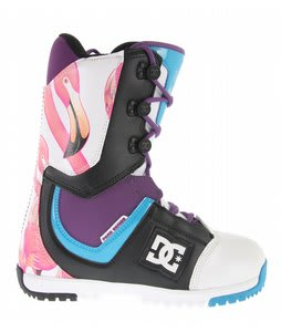 DC Park Snowboard Boots Black/Purple
