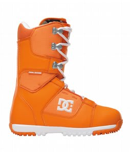 DC Park Snowboard Boots Orange