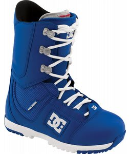 DC Park Snowboard Boots Royal/White