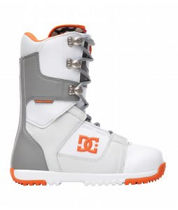DC Park Snowboard Boots White/Grey