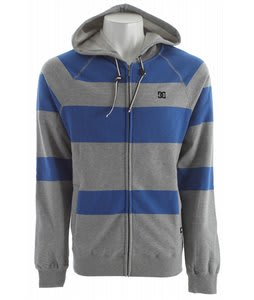 DC Parsons Hoodie Grey Heather