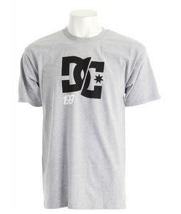 DC Pastrana Star T-Shirt Heather Grey