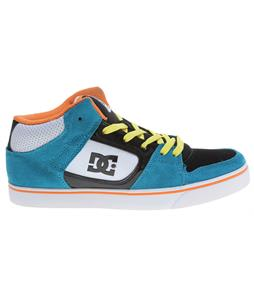 DC Patrol Skate Shoes White Multi