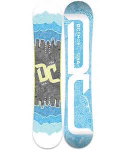 DC PBJ Snowboard 144
