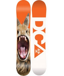 DC PBJ Wide Snowboard 159