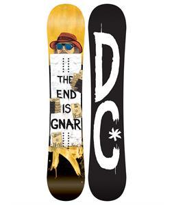DC PBJ Snowboard 153