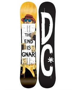 DC PBJ Wide Snowboard 155