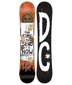 DC PBJ Wide Snowboard 159