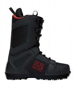 DC Phase Snowboard Boots Black/Red