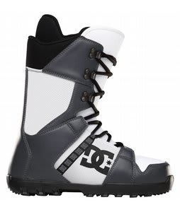 DC Phase Snowboard Boots Dark Grey/White